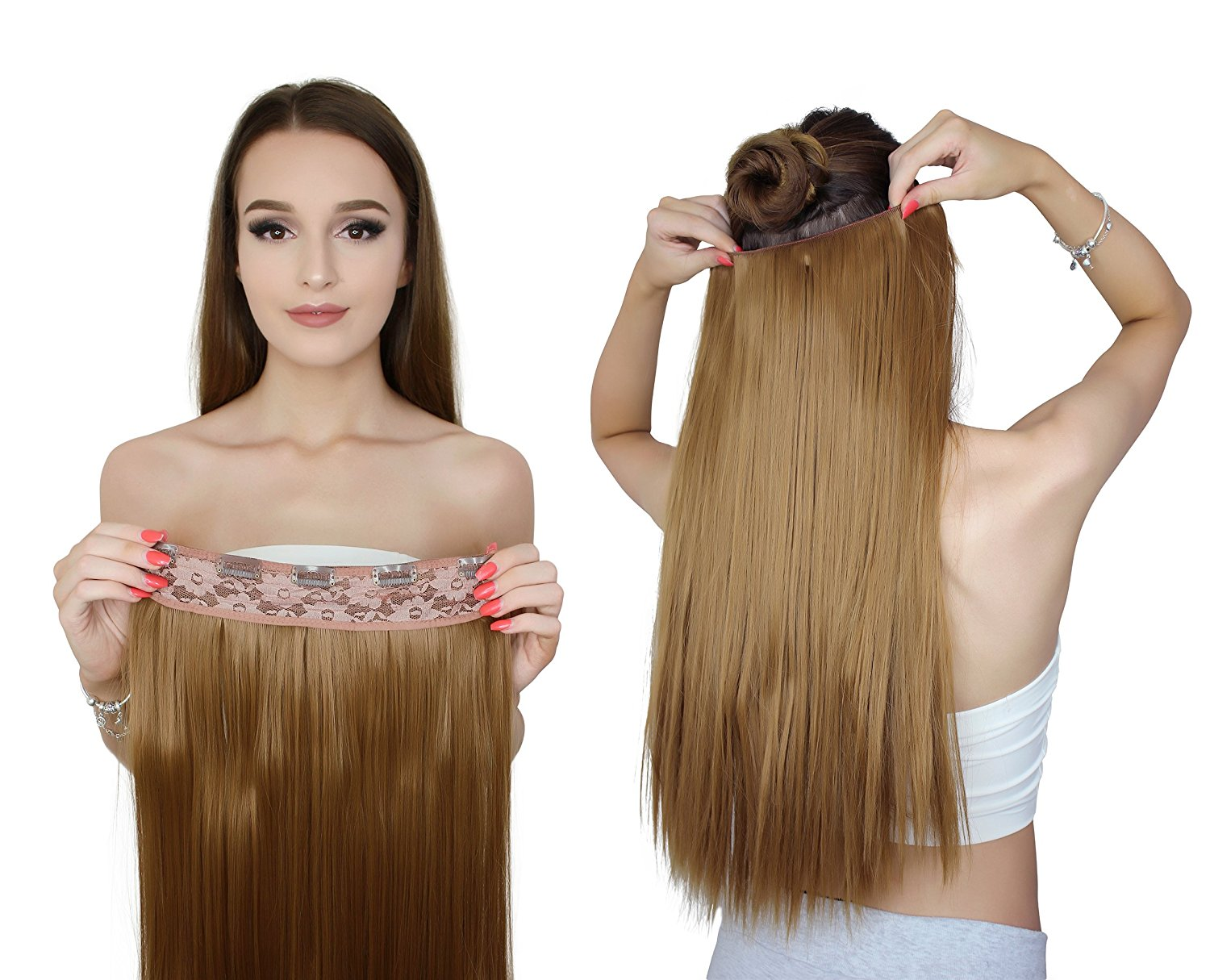 Full Head Clip In Hair Extensions Next Day Delivery Best Hair 2017