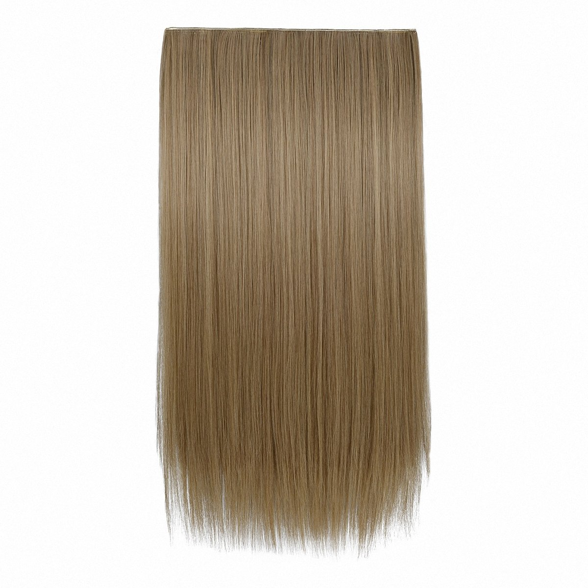 Feshfen 24 one piece 34 full head clip in hair extensions long feshfen 24 one piece 34 full head clip in hair extensions long straight pmusecretfo Images