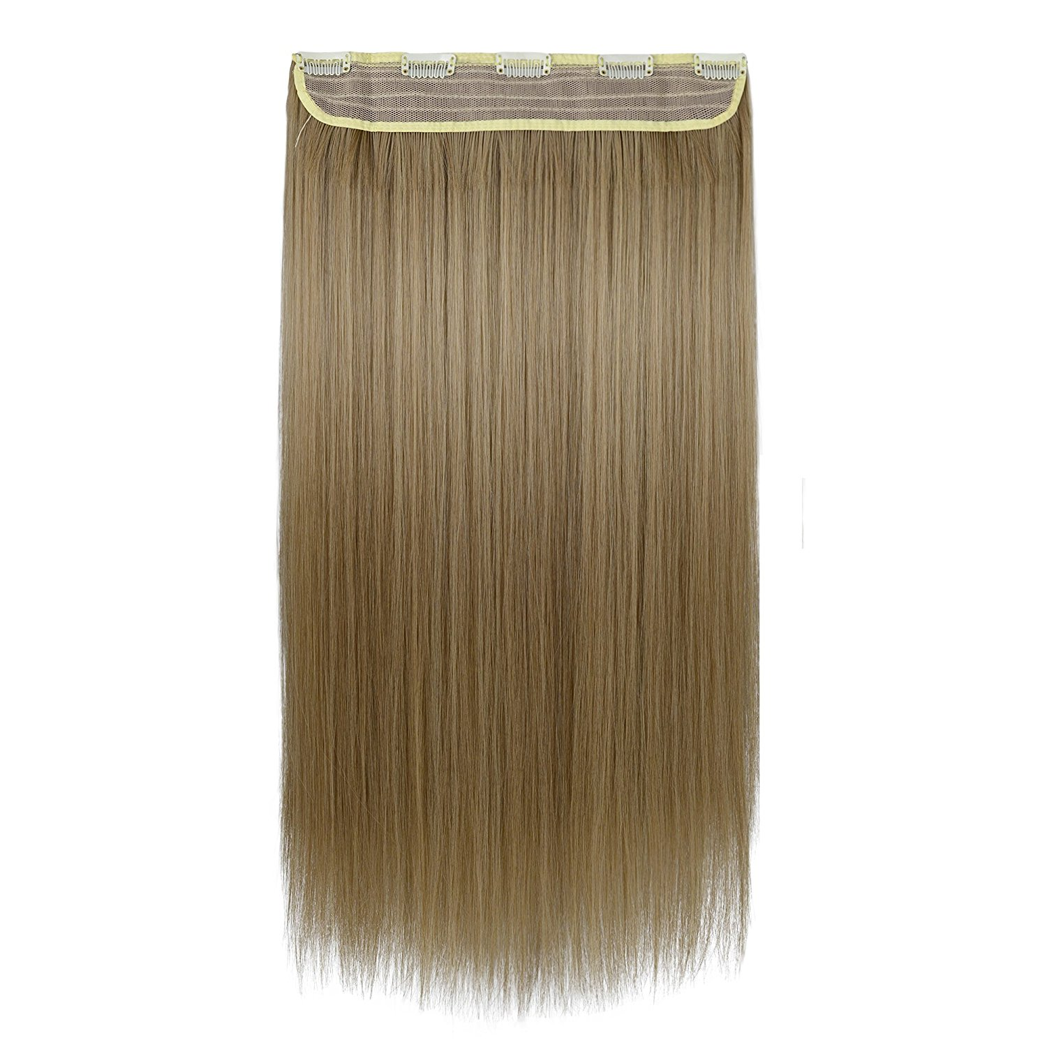 Feshfen 24 one piece 34 full head clip in hair extensions long feshfen 24 one piece 34 full head clip in hair extensions long straight pmusecretfo Gallery