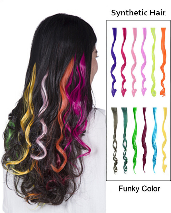 Feshfen new year sale 18 multi colors curly wave clip in hair feshfen new year sale 18 multi colors curly wave clip in hair extensions 12 pmusecretfo Images