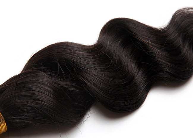 Natural Black Loose Wave 3 Bundles Malaysian Virgin Hair Weave Human Hair Extensions