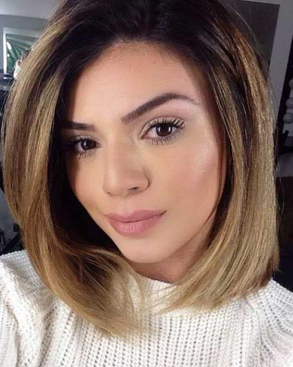 Brown ombre straight glueless lace front human hair wigs for black brown ombre straight glueless lace front human hair wigs for african american urmus Image collections