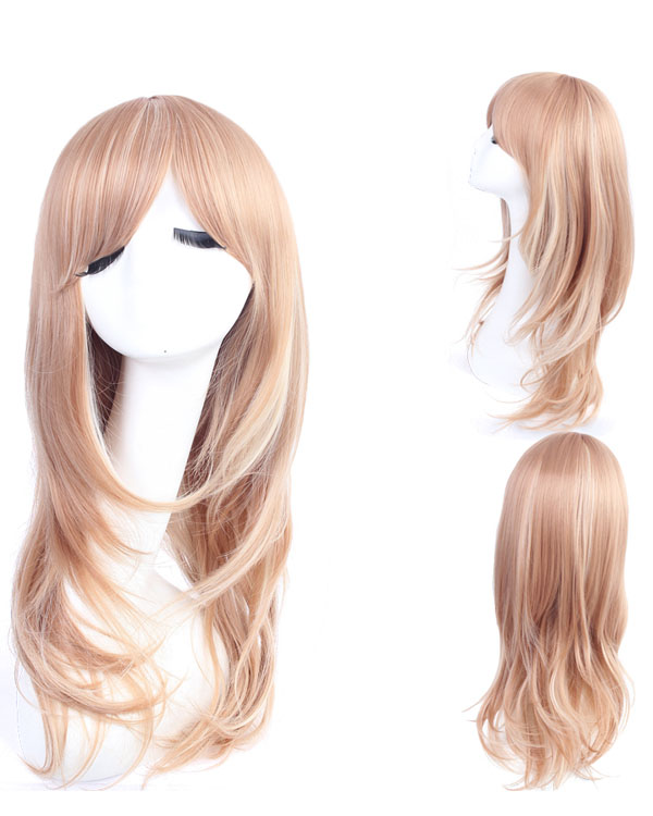 Long Blonde Wig For Costumes 81